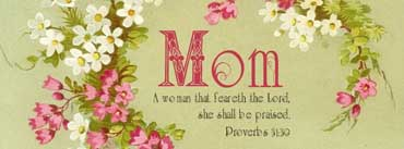 Mothers Day Quote Cover Photo