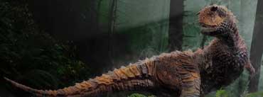 Carnotaurus Sastrei Dinosaur Cover Photo