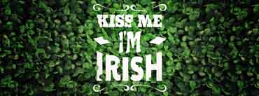 Kiss Me Im Irish Cover Photo