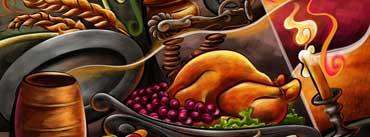 Thanksgiving Dinner Cover Photo