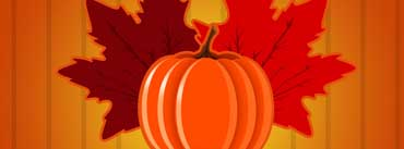 Orange Pumpkin Cover Photo