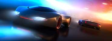 3d Concept Car Cover Photo