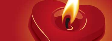 Candle Heart Cover Photo