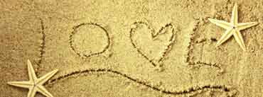 Message In The Sand Cover Photo