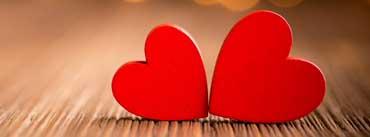 Valentine Hearts Cover Photo