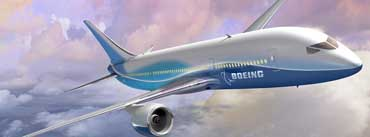 Boeing 787 Dreamliner Cover Photo