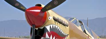 P40 Warhawk Cover Photo