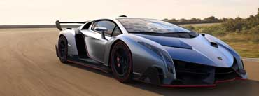 Lamborghini Veneno Cover Photo