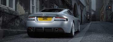 Aston Martin Dbs Cover Photo