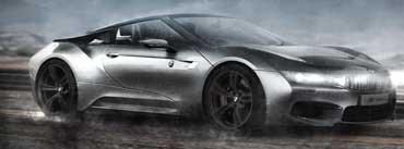 Bmw Sport Car Cover Photo