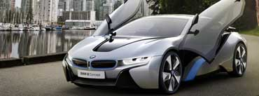 Bmw I8 Open Doors Cover Photo