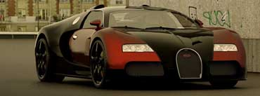 Bugatti Veyron Cover Photo