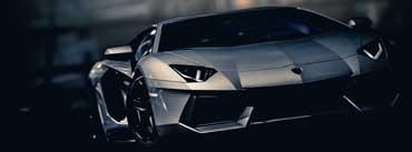 Grey Lamborghini Cover Photo