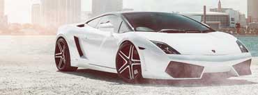 Lamborghini Gallardo Supercar Cover Photo