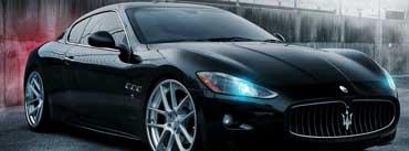 Maserati Black Cover Photo