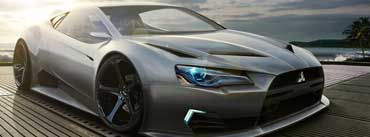 Mitsubishi Concept Car Cover Photo