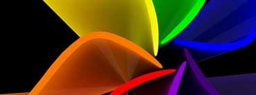 3d Rainbow Curve Cover Photo
