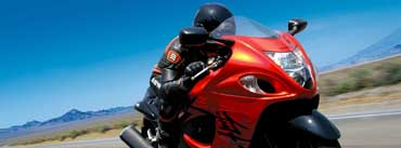Suzuki Hayabusa Speed Cover Photo