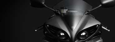 Black Yamaha Yzf R1 2 Cover Photo