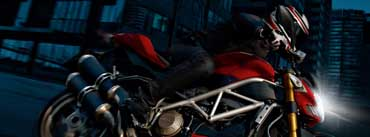Ducati Bike Cover Photo