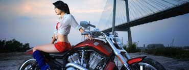 Harley Davidson Cover Photo