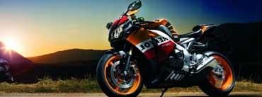 Honda Cbr Motorcycle Cover Photo