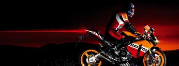 Honda Motorcycle Cover Photo