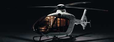 Eurocopter Ec135 Helicopter Cover Photo
