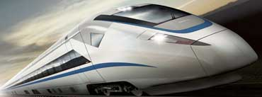 High Speed Train Cover Photo