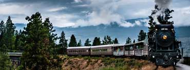 Old Train Cover Photo