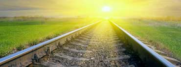 Railway Track Cover Photo