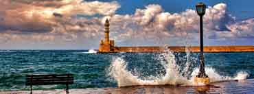 Beautiful Lighthouse Cover Photo