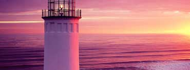 Beach Lighthouse Cover Photo