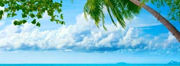 Tropical Beach Resorts Cover Photo