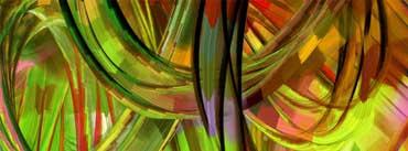 Abstract Circles Painting Cover Photo