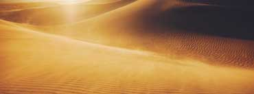 Mesquite Flat Sand Dunes California Cover Photo