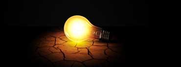 Earth Ground Light Bulb Cover Photo