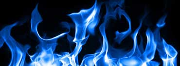 Blue Fire Cover Photo