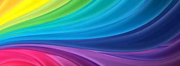 Abstract Rainbow Flow Cover Photo