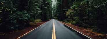 Beautiful Road Cover Photo
