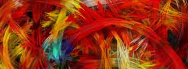 Colorful Digital Painting Cover Photo