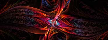 Colorful Fractals Cover Photo