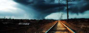 Armenia Gyumri Storm Cover Photo