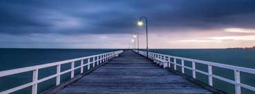 Beautiful Sea Dock Cover Photo