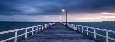 Beautiful Sea Dock Cover Photo