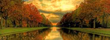 Autumn River Cover Photo