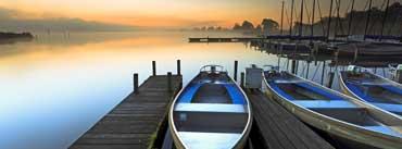 Boat Sunrise Cover Photo