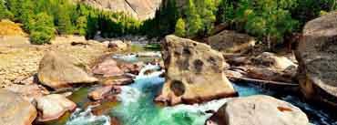 River Rocks Cover Photo