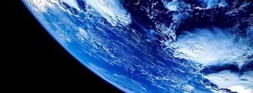 Earth From Space Close Up Cover Photo