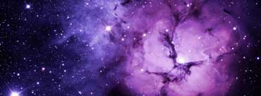 Purple Nebula Cover Photo